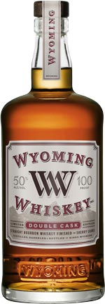 Wyoming Whiskey Limited Edition Double Cask Straight Bourbon Finished in Sherry Casks