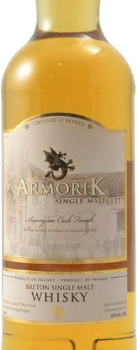 Armorik French Single Malt Finished in ex Dartigalongue Armagnac Barrels