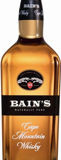 Bain's Cape Mountain Whisky Single Grain