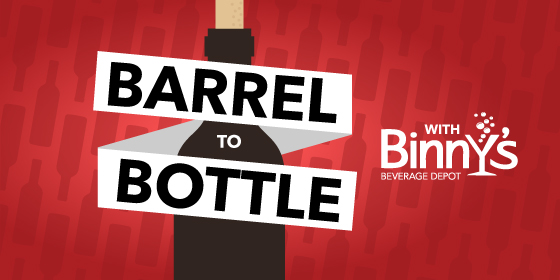 Binny's Barrel to Bottle WGN Radio