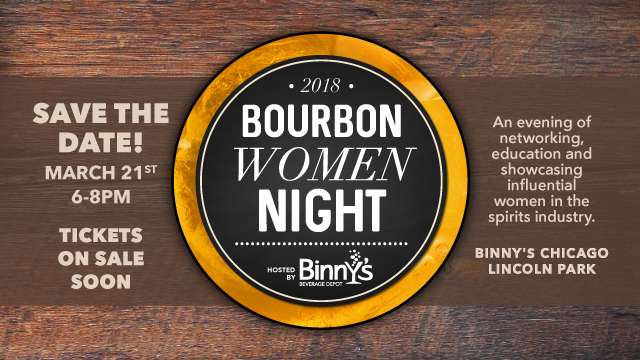 Bourbon Women Night 2018