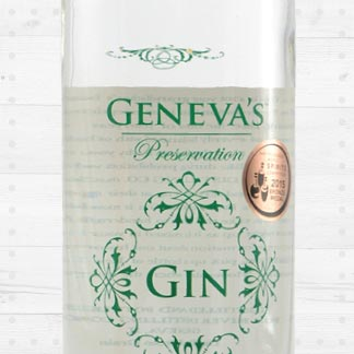 Fox River Distilling Geneva's Preservation Gin