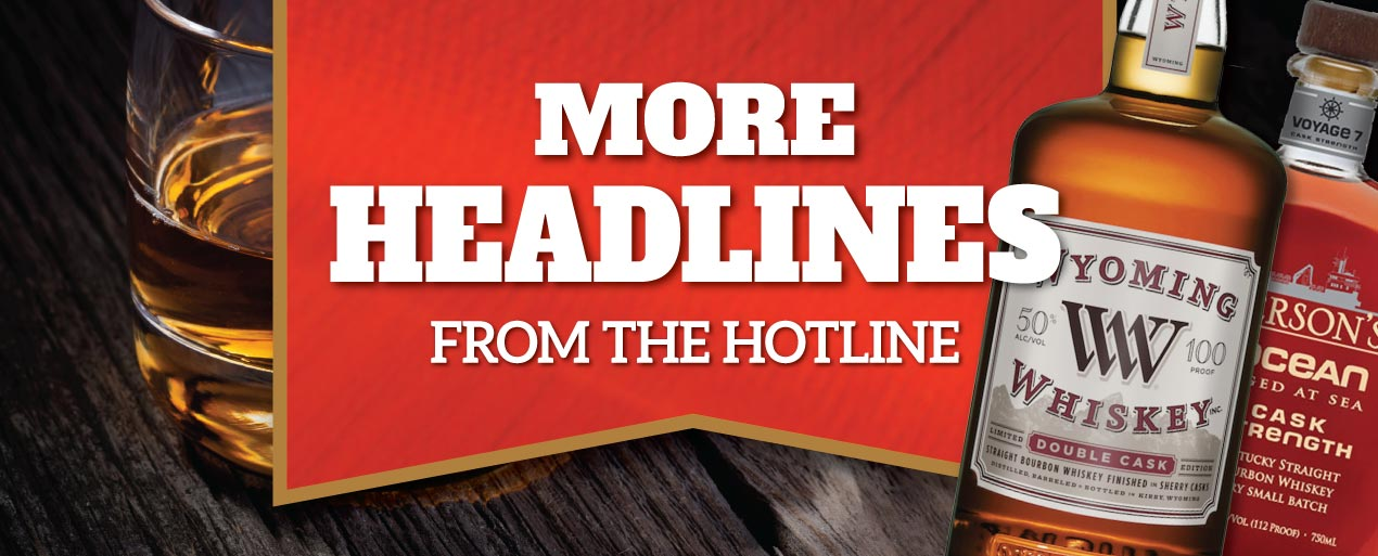 More Headlines from the Hotline
