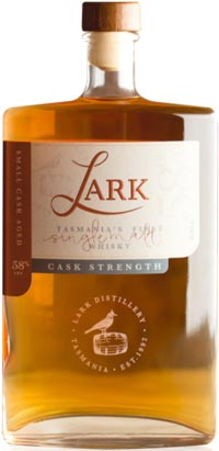 Lark Distillery Single Cask, Cask Strength