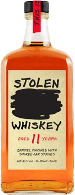 Stolen Whiskey Aged 11 years